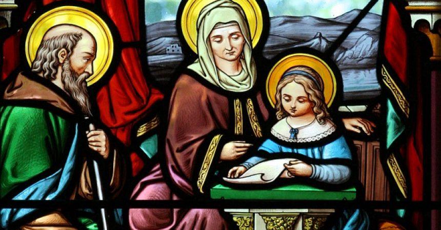 Molitve Svetom Joakimu i Ani