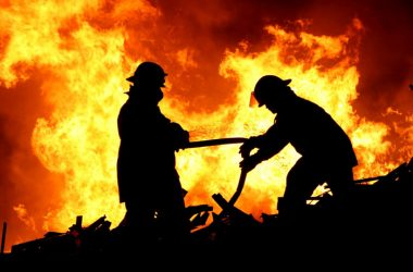Molimo za sve one hrabre ljude koji se bore protiv požara!