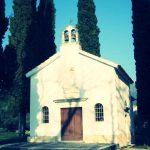 Svetište Gospe Stomorije: Od početka do 18. stoljeća