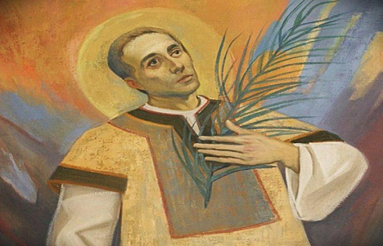 Sveti Lovro – đakon i mučenik