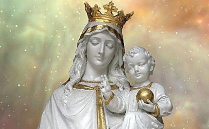 Sa svih strana dolazimo majci da nas zagrli, sasluša i pouči!