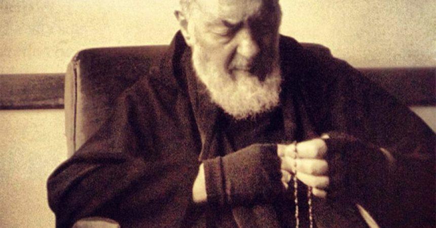 Što je Padre Pio odgovorio časnoj sestri koja mu je iz ruke zgrabila krunicu i pobjegla?