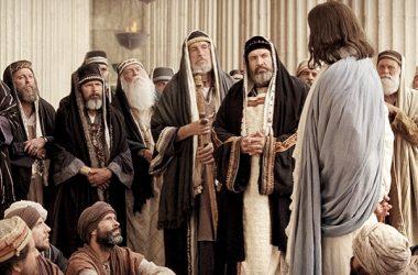Teško vama farizeji!
