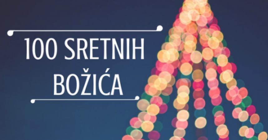 100 sretnih Božića