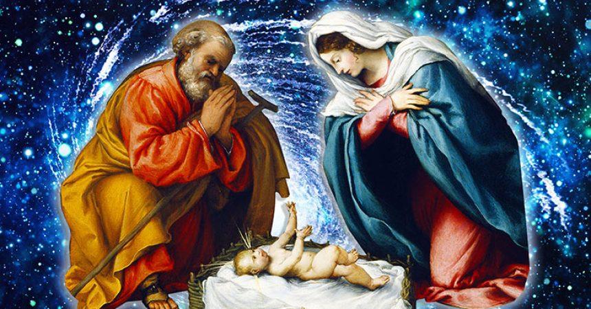Na Božić Božja ljubav silazi u ljudsko srce da bi ga potaklo da i ono počne ljubiti!
