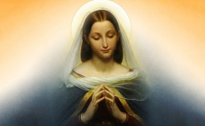 Marija Pomoćnica kršćana: Nemoj se predavati kada imaš majku koja te voli!