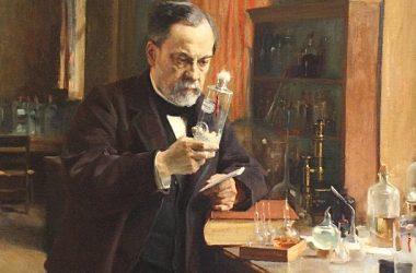 Louis Pasteur i krunica