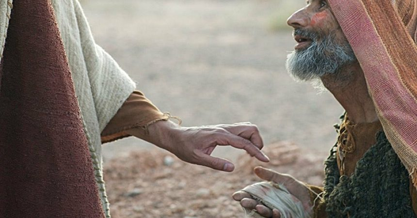 Isus ozdravlja čovjeka da sebe prepozna kao vrijednog u Božjim očima!