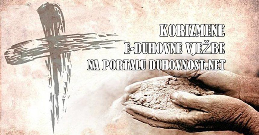 Korizmene e-duhovne vježbe na portalu Duhovnost.net
