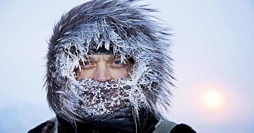 Ne bojim se hladnog vremena, bojim se hladnih ljudi!