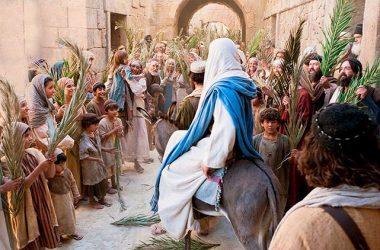 Cvjetnica nas poziva da dopustimo Isusu da ponovno svečano uđe u naš život!