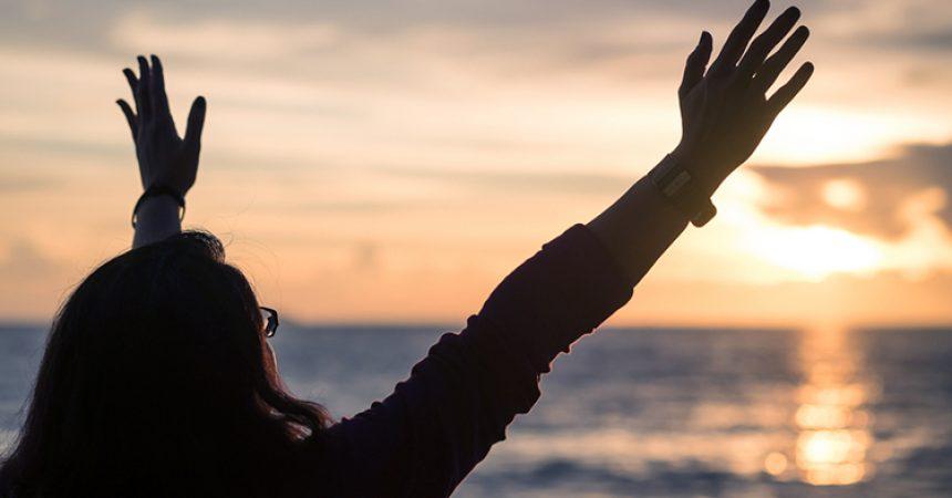 Unesimo cijeloga sebe u evanđelje jer Krist je i za nas dao cijeloga sebe!