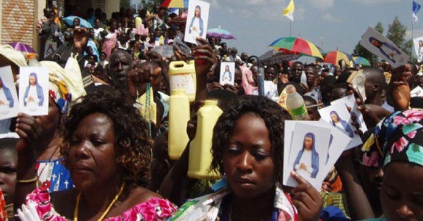 Ukazanja Isusa i Marije u Ruandi