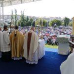 Više od 20 tisuća vjernika na proslavi nacionalnog susreta obitelji: Obitelj izvor života i radosti!
