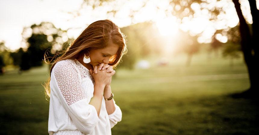 Ženo, stavi Boga u svoje srce i pronađi se u Božjem srcu!