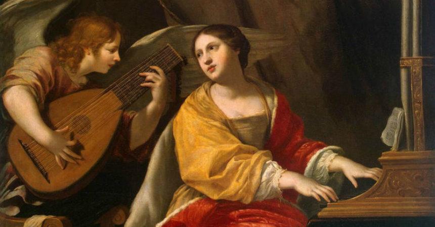 Sveta Cecilija – zaštitnica pjevača i glazbenika