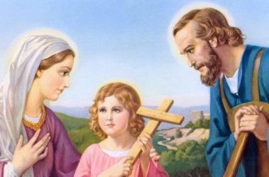 Sveta Obitelji, pod tvoju zaštitu stavljamo svaku našu obitelj!