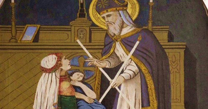 Sveti Blaž – biskup i mučenik