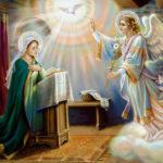 Navještenje – svetkovina kojom se Bog spušta u jednu obitelj