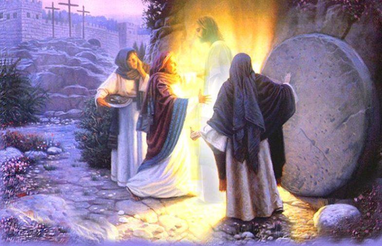Onaj koji je bio mrtav sada živi da mi možemo zauvijek živjeti!