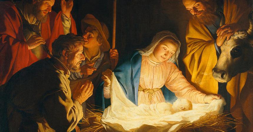 Božić je blagdan rođenja Boga neba zemlji, ali i blagdan rađanja novog čovjeka!