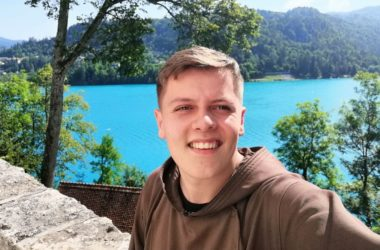Mladi franjevac fra Marin Berišić: Krist daje smisao svemu što živimo, u tome je ključ kršćanske nade!