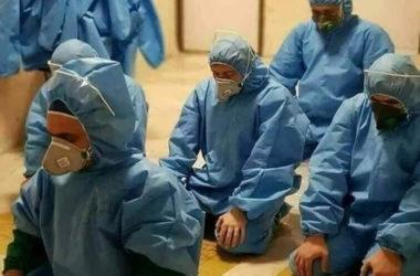 Molitva za liječnike koji pomažu oboljelima od koronavirusa i drugim bolesnicima