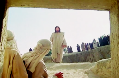 Obasjani suncem njegove ljubavi izađimo iz svojih grobova u koje smo se zakopali zlom i grijehom!