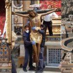 Križ koji je u 16. st. Rim čudesno spasio od kuge postavlja se na Trg svetog Petra!