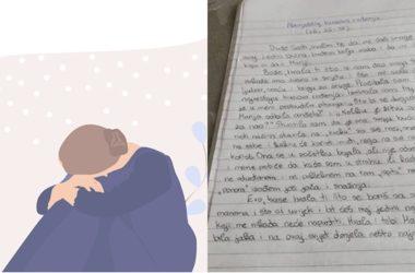 Posljednja zadaća preminule djevojke vraća nadu u bolji svijet: Isuse, hvala ti što si moj najbolji prijatelj!