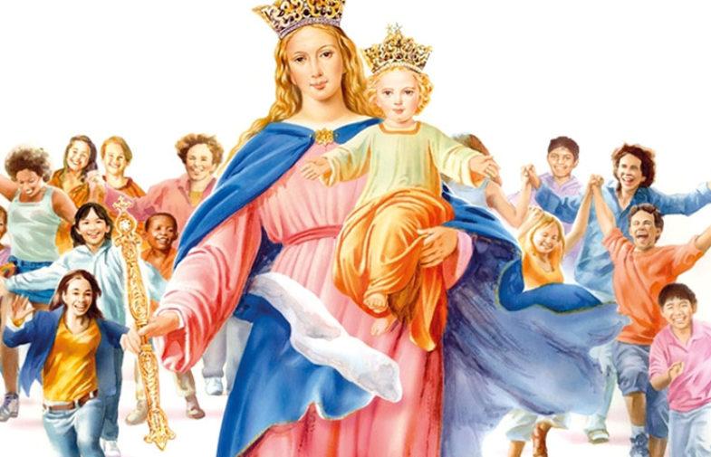 Devetnica Mariji Pomoćnici kršćana