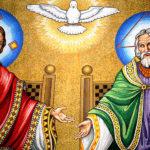 Neka nas Presveto Trojstvo  vodi putovima svoje ljubavi ostvarujući u nama radost kojoj nema kraja!