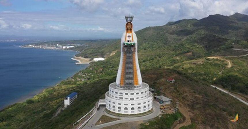 Najveći Marijin kip na svijetu – Majka Azije: Ponos na 500. obljetnicu kršćanstva na Filipinima