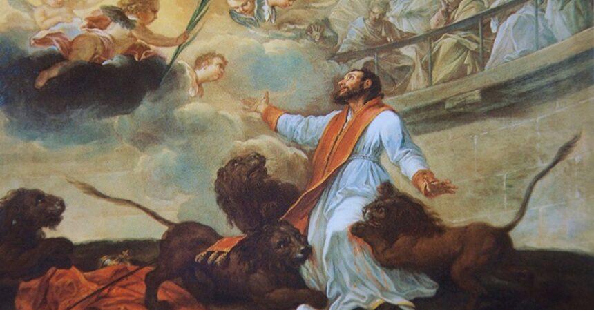 Sveti Ignacije Antiohijski – krv mučenika, sjeme kršćanstva