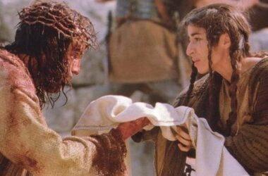 Sveta Veronika – žena koja je obrisala krvavo Kristovo lice