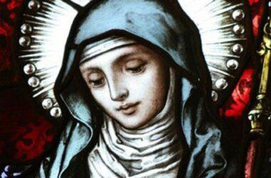 Sveta Skolastika – sestra svetog Benedikta