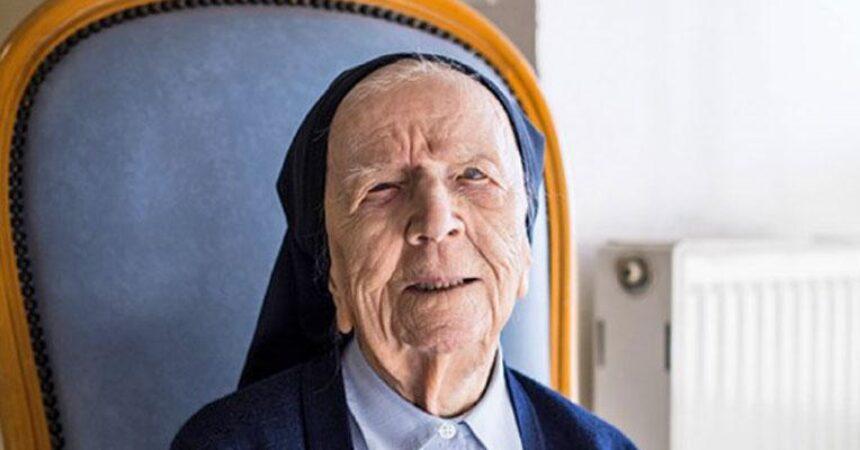 Najstarija redovnica na svijetu koja je preboljela koronavirus slavi 117. rođendan!